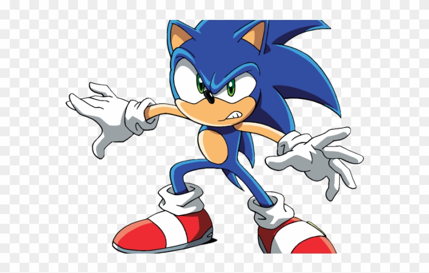 Sonic The Hedgehog Clipart Clip Art Sonic The Hedgehog Png Download 930457 Pinclipart