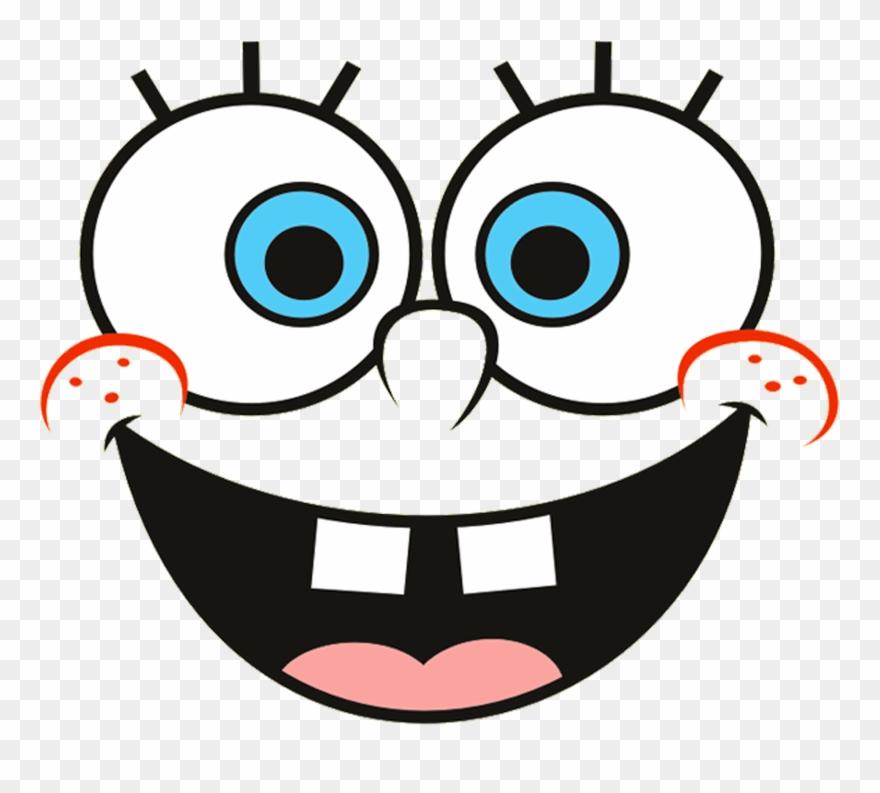 Spongebob Face Png Spongebob Squarepants Clipart 934800 Pinclipart
