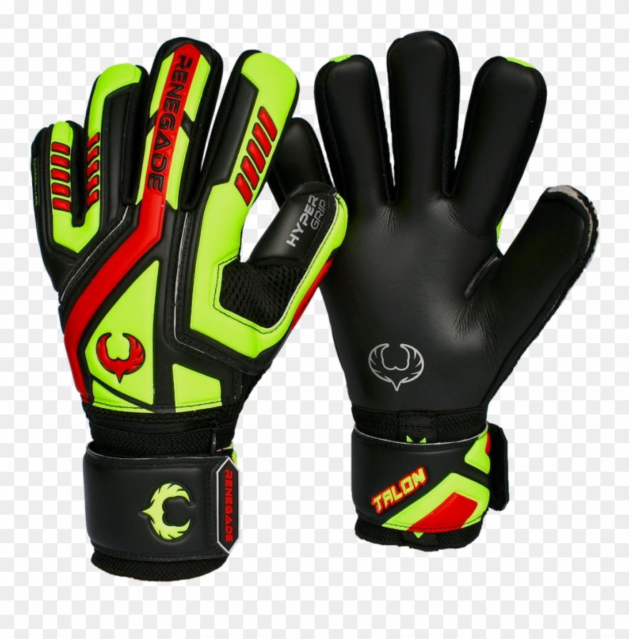 Gloves Clipart Soccer Glove Talon Goalkeeper Gloves Png Download 943569 Pinclipart