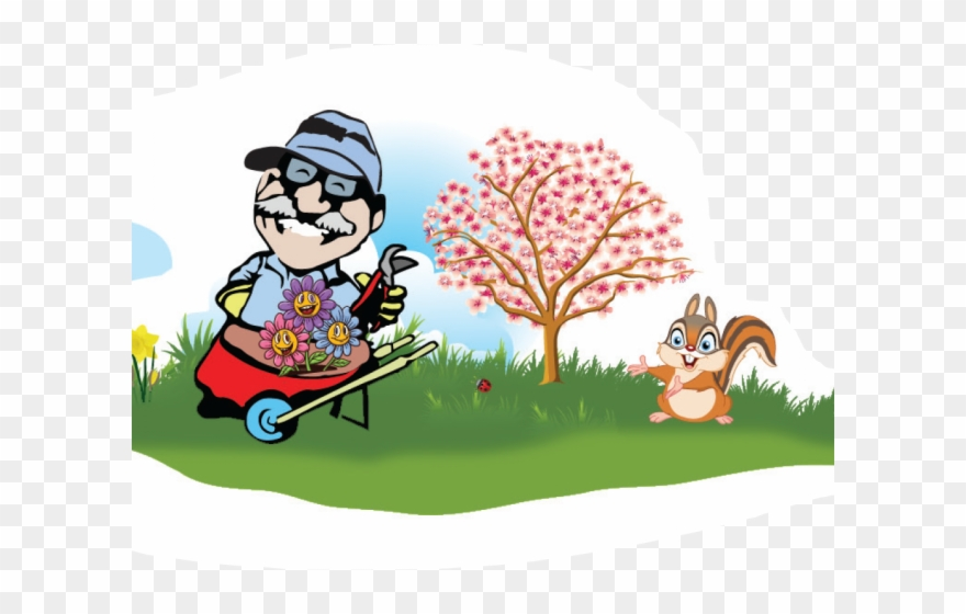 Lawn Clipart Groundskeeper