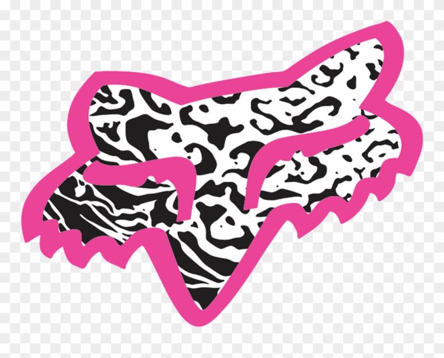 Fox Racing Png Clipart Transparent Download - Girl Fox Logo