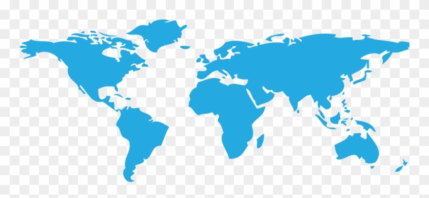World Map Clipart Transparent 3d World Map Png Transparent