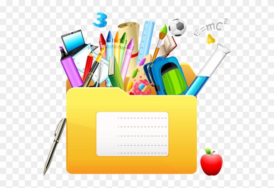 Article D Ecole Frame Pinterest Articles Clip Materiel Scolaire Clipart Png Download 964061 Pinclipart