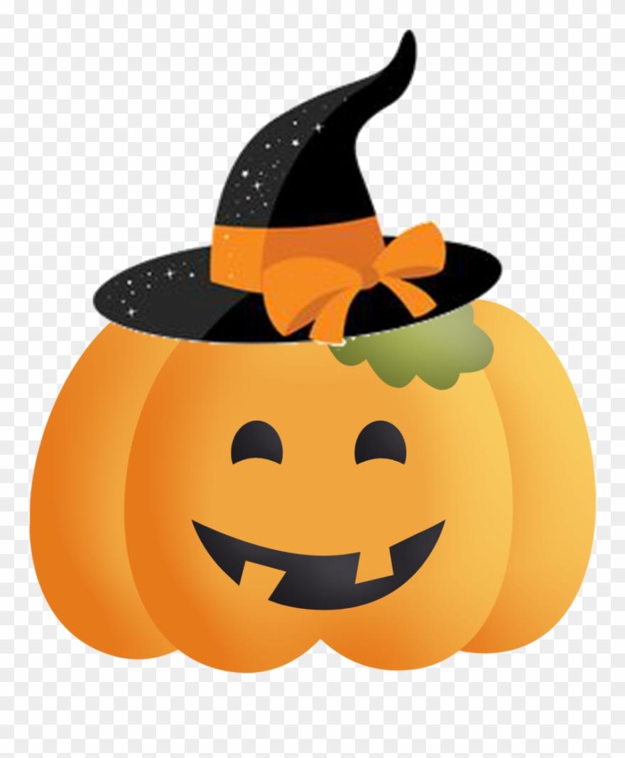 Png Halloween Clipart Halloween Art Halloween Patterns Abobora Halloween Cute Png Transparent Png 966910 Pinclipart