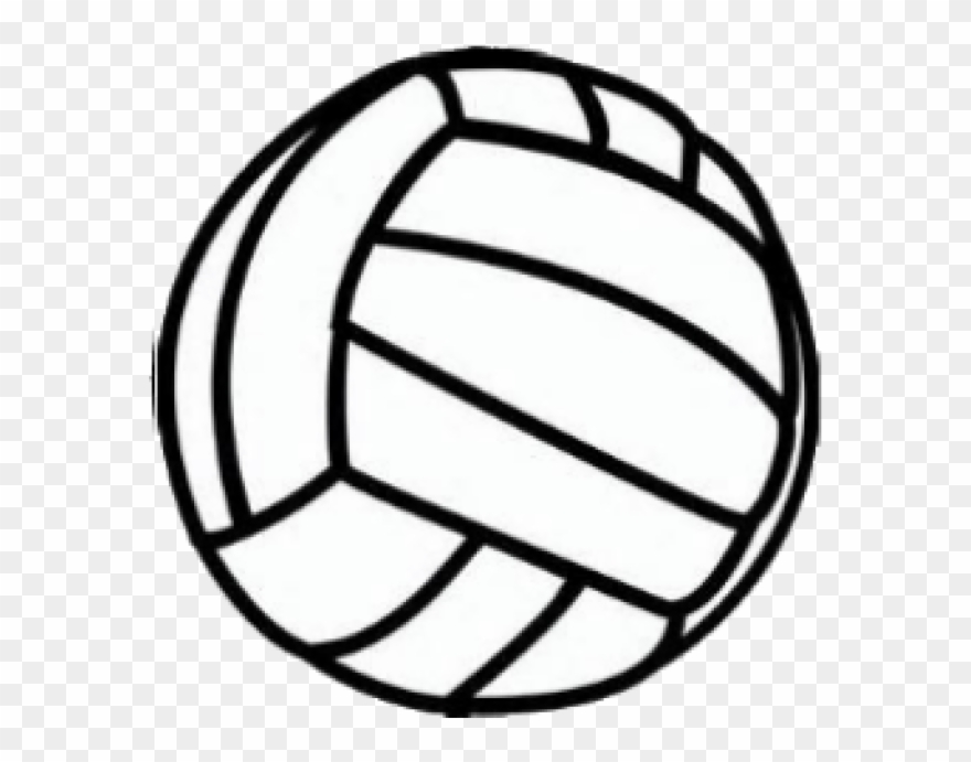 Volleyball transparent. Clipart background png