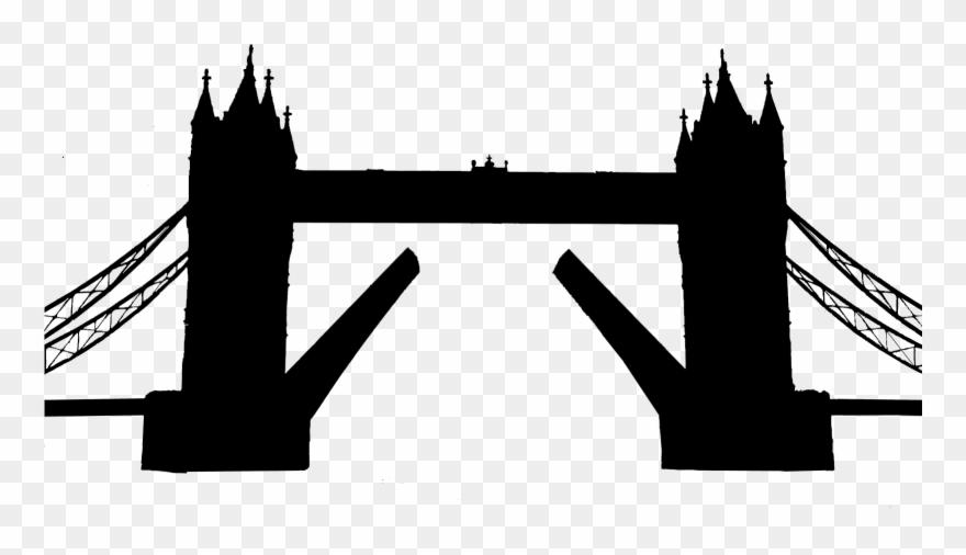 Tower Bridge Clipart 978645 Pinclipart