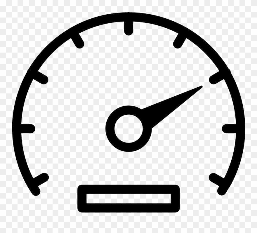 Service - Speedometer Icon Fast Clipart (#979481) - PinClipart