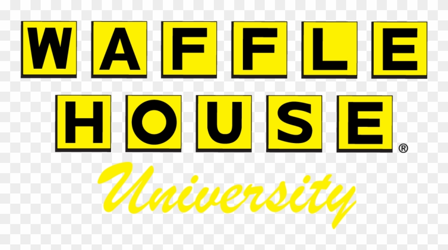 Waffle House Png Clip Art Stock Waffle House Logo Png Transparent Png 979925 Pinclipart