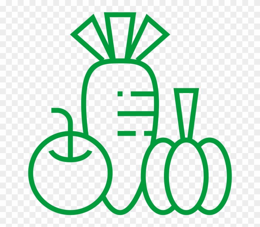 Clipart vegetables healthy food, Clipart vegetables healthy food  Transparent FREE for download on WebStockReview 2020