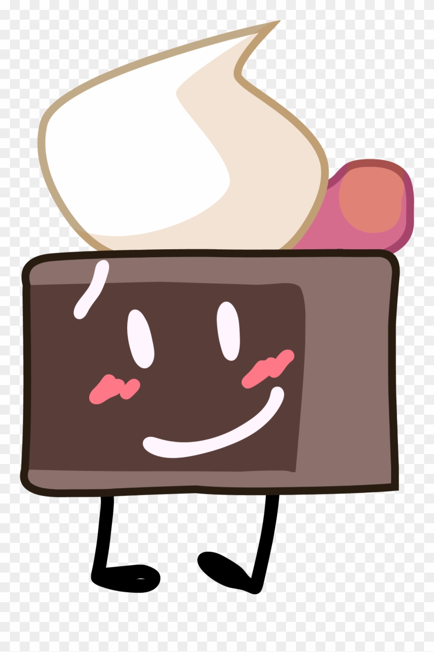 Objects Battle For Dream Island Wiki Fandom - Cake Bfb Png Clipart