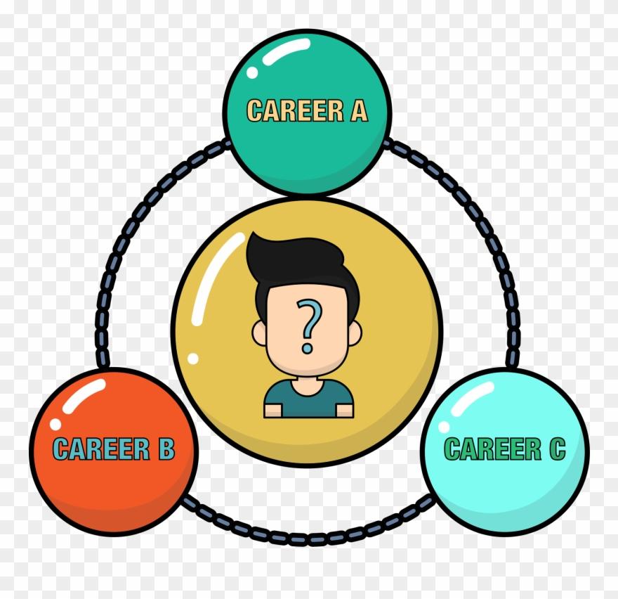 Open Career Cartoon Clipart 992211 Pinclipart