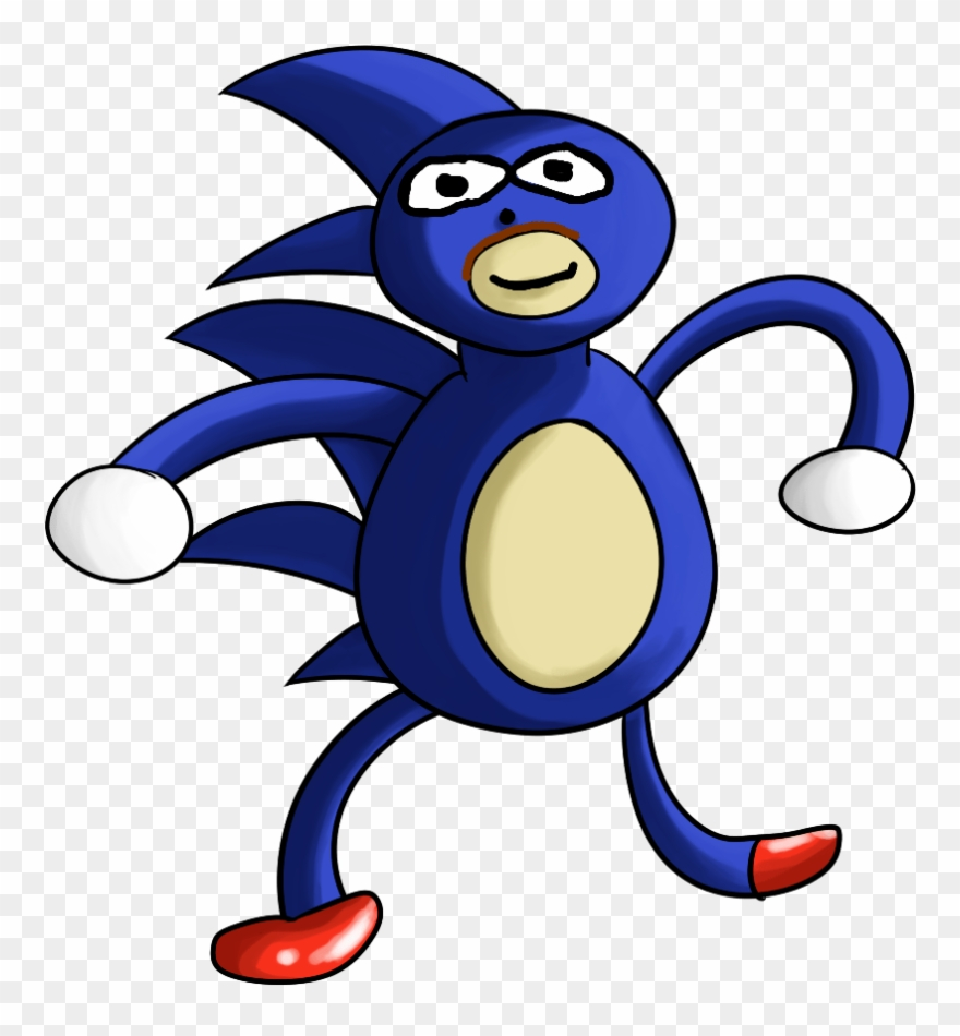 Badger Clipart Mlg Dark Sanic Png Download 993671 Pinclipart