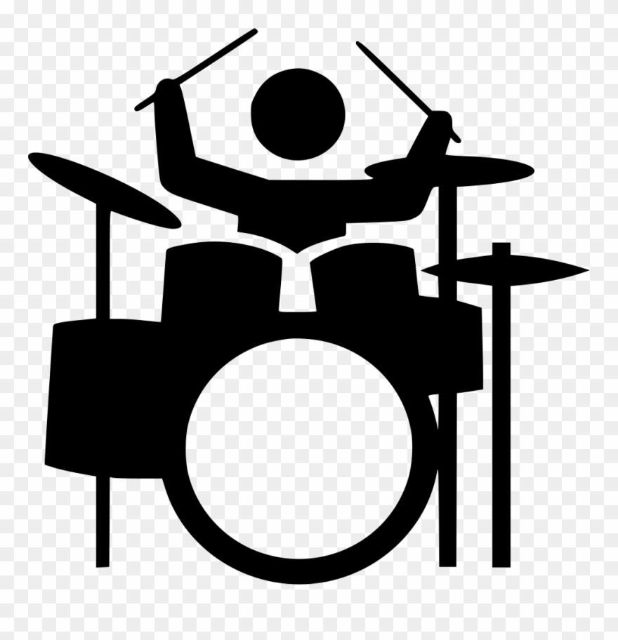Drum Set Drums Clipart