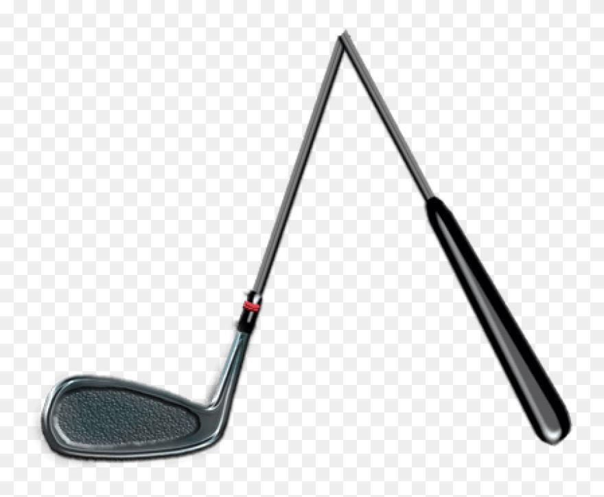Broken Golf Club Png Clipart 999487 Pinclipart